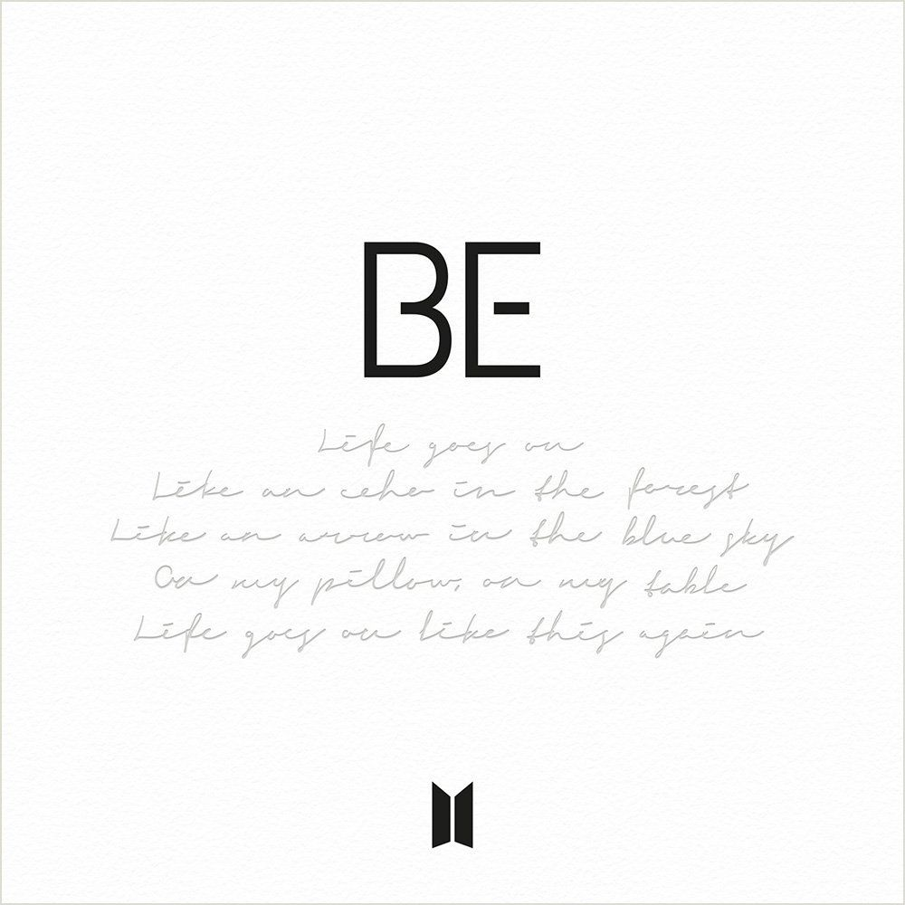 BTS Premiere New Album BE (Deluxe Edition): Stream